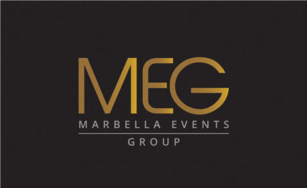 Marbella Events Group logo by Redline Company