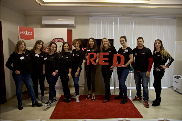 Redline Company's first RedTalks event took local business through the roof