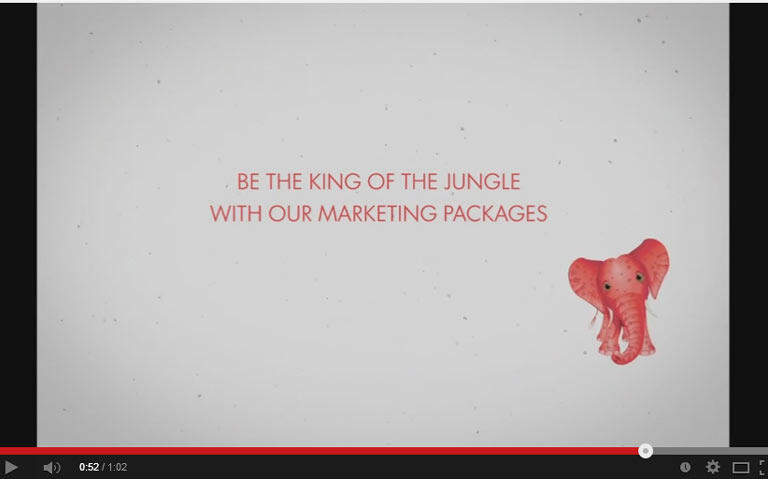 Be the King of the Business Jungle