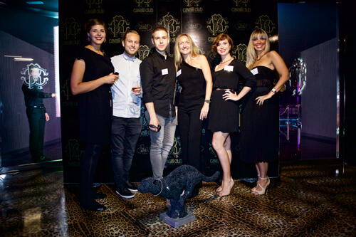 REDLINE Company's PR for CAVALLI CLUB Restaurant & Lounge LAUNCH