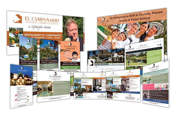 El Campanario Golf & Country House  | Golf & Country House  |  Marketing Portfolio by Redline Company