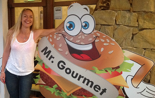 Mr Gourmet Burger - there is a new guy in town!