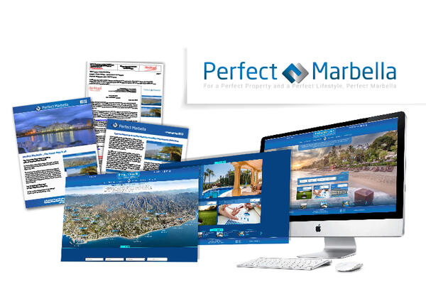Perfect Marbella | Real Estate | Marketing Portfolio by Redline Company