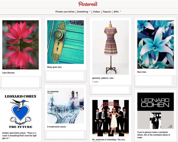 Pinterest - Facebook on steroids?