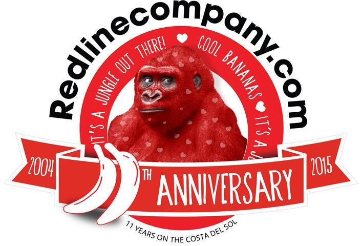Redline Company celebrates 11 years by pledging support for Fuengirola Bioparc's conservation programme