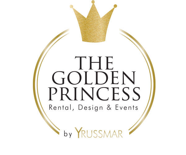 Yamaia | The Golden Princess | Final logo for Redline portfolioYamaia | The Golden Princess | Logo final para portfolio de Redline