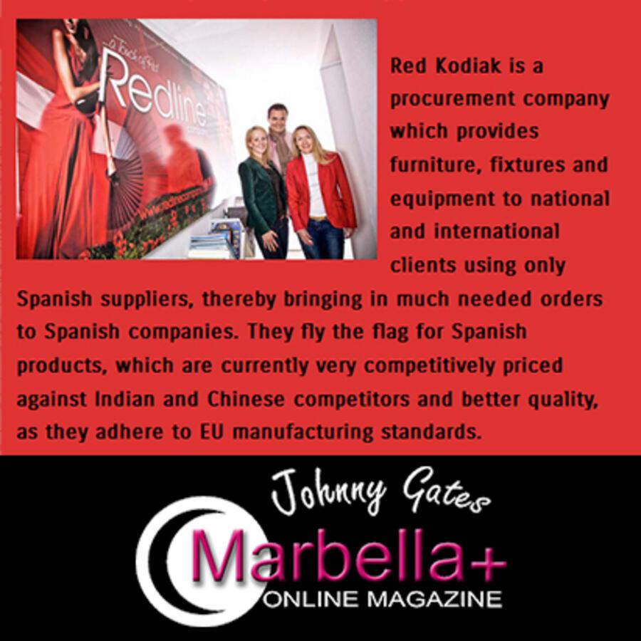 Red Kodiak - Redline Company