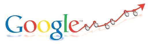 google clicks